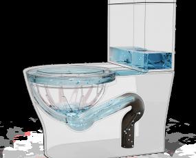 Water-Jet Flushing System